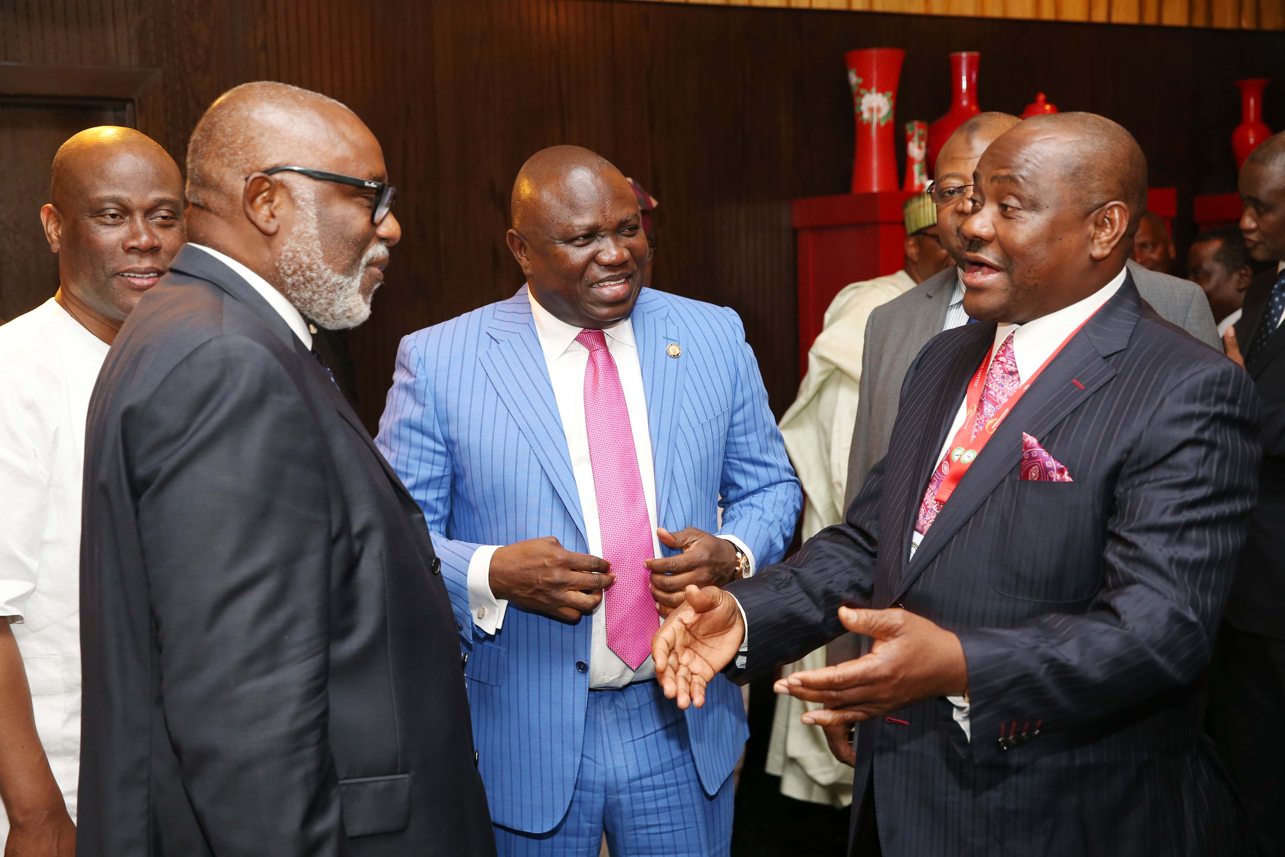 Ondo 2020: Don't Come With 'Do-or-Die' Version of Politics, APC Hits Wike