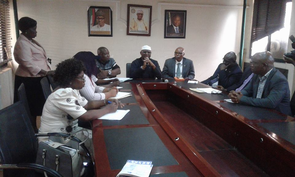 Federal Government Ecology Team Visits Lagos