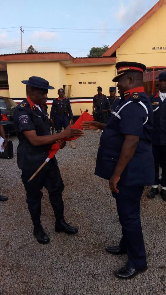 Ondo NSCDC gets New commandant
