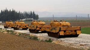 Airstrikes: Turkish Military Enters Syrian Province