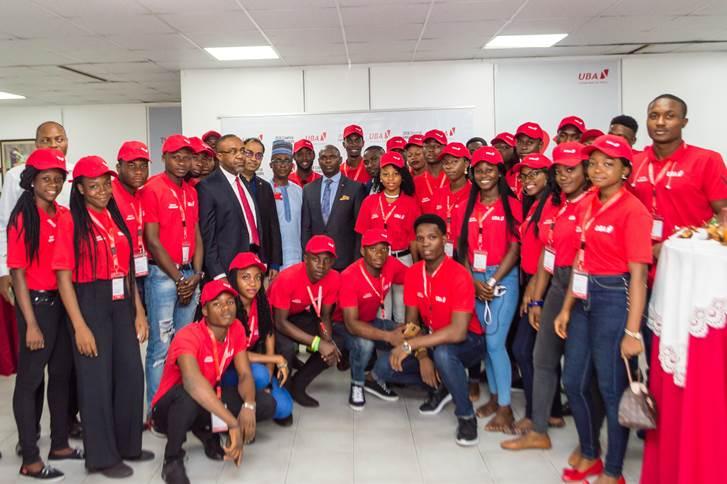 UBA Unveils  Campus Ambassadors