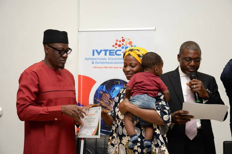 Gov. Ahmed Charges IVTEC Graduates on Wealth Creation
