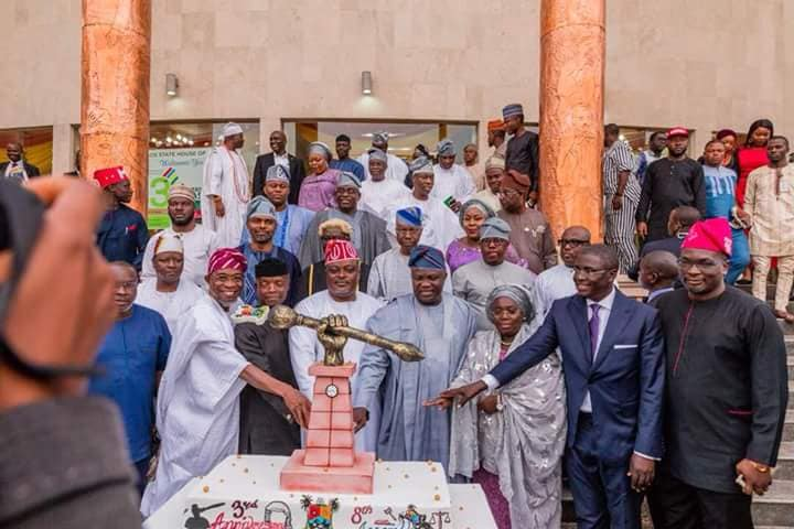 Aregbesola Shines @ Third Year Anniversary of 8th Lagos State House of  Assembly