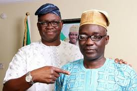 Fayemi Is Coming With Bitterness-Fayose