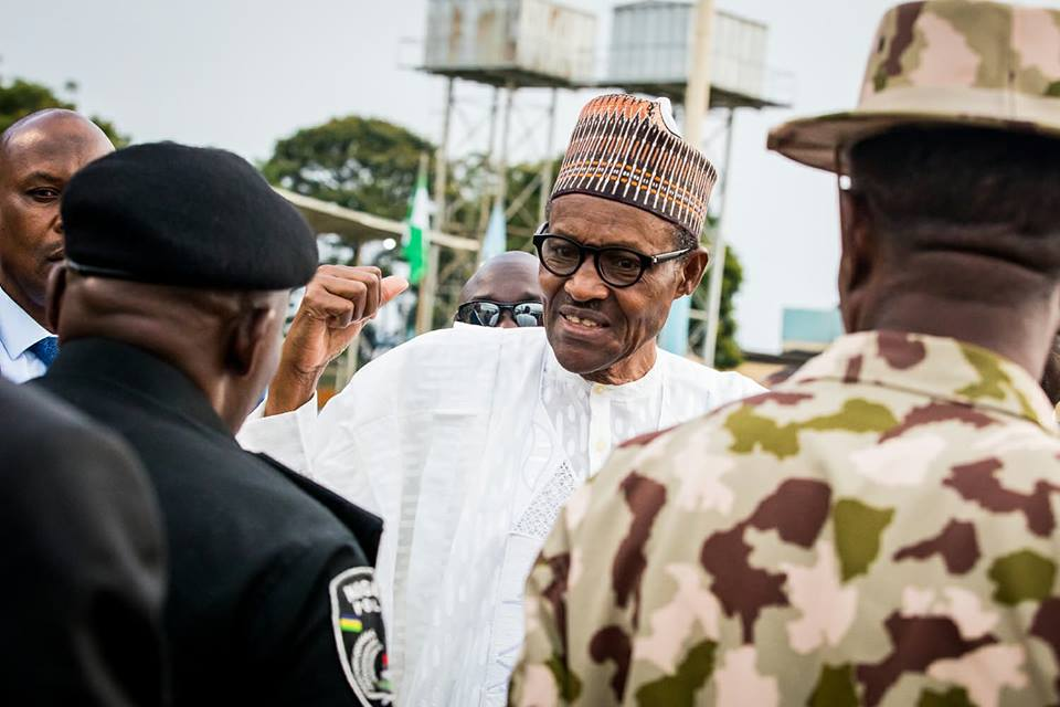 Plateau Killing: Buhari Charges Security Chiefs To Protect Nigerian Lives, Properties