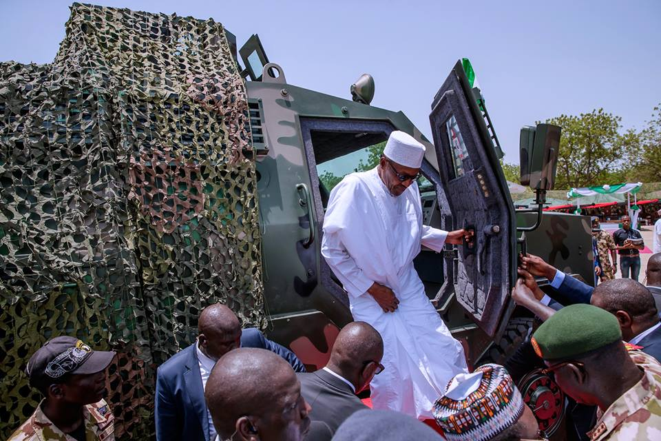 Foundation for Civilian Peace in Nigeria: Time To Take Action