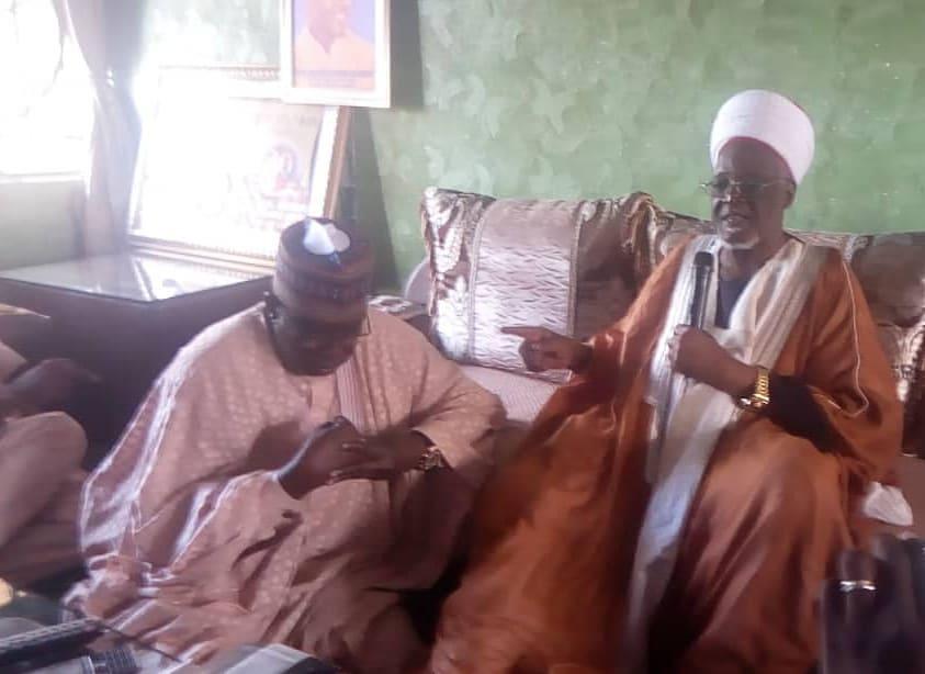 2019: Emir of Lafiaji Drums Support For Mashood Mustapha's Governorship Ambition