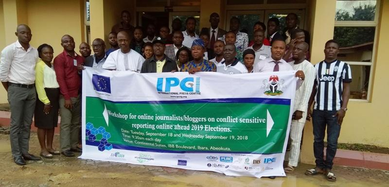 Adhere Strictly To Election Coverage Code, IPC Charges Online Journalists