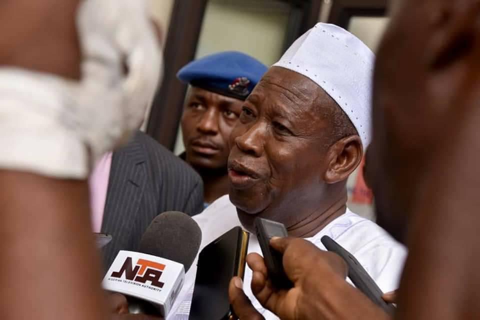 Buhari Would Become Statesman Like Ghandi, Mandela- Ganduje