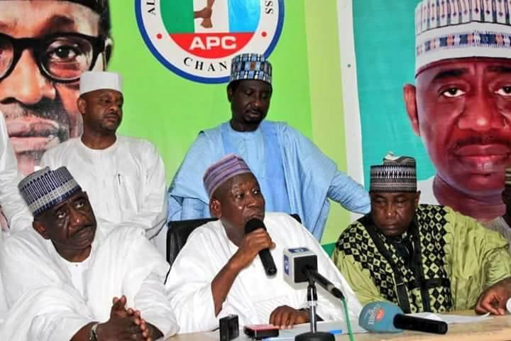 APC Presidential Primaries: Buhari Polls 2.9 million Votes in Kano