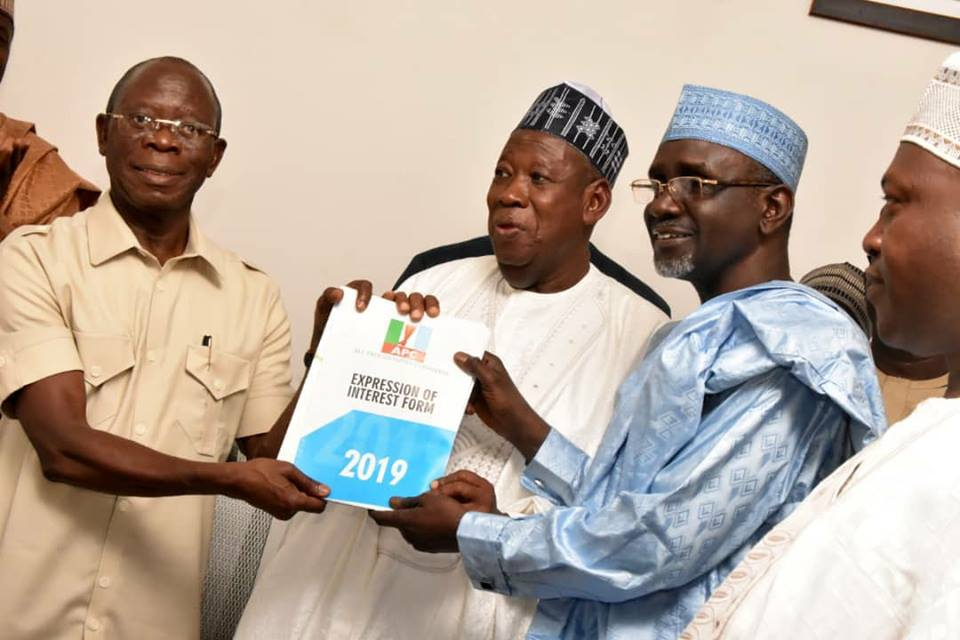 APC Crisis: Ganduje Led Committee To Commence Work In South East Thursday
