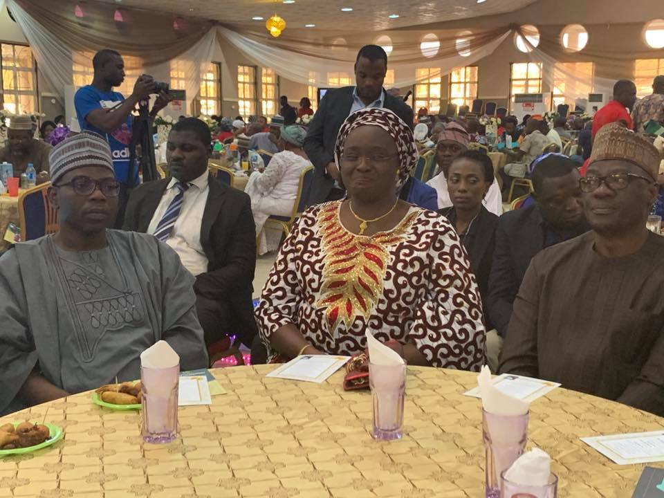 Governor Ahmed Celebrates 55th Birthday in Sytle