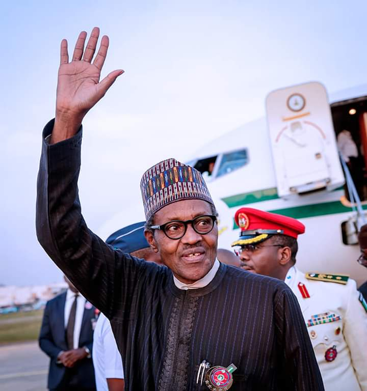 Buhari Is Physically, Mentally Fit To Contest