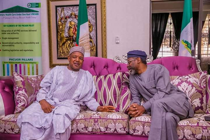 Gbajabiamila/Wase Takes Vote Buying To 'Next Level' Shares $100,000 Bribe Cards To Members-Elect