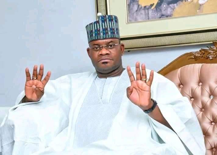 The Divinely Fortified  Governor Yahaya Bello @44