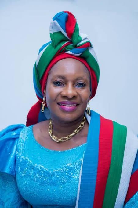 I Won't Disappoint Buhari, Women and Nigerians- Pauline Tallen