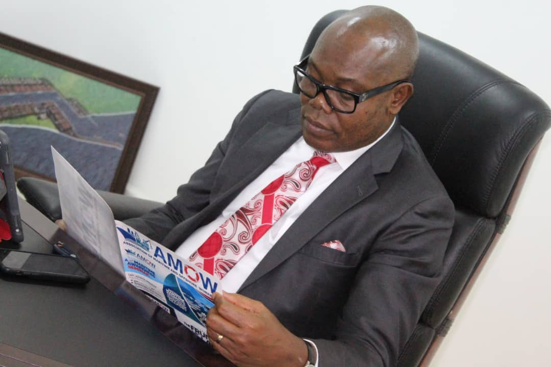 Maritime Workers Applaud Governor Emmanuel on Ibom Deep Project