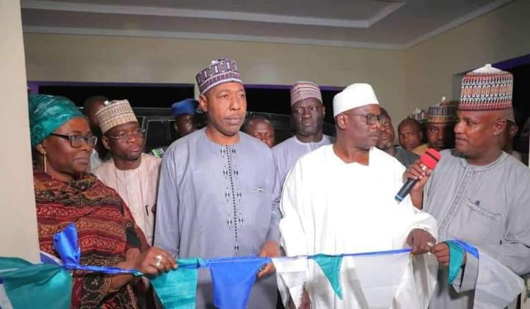 Borno Governor Distributes Food Items To 30,000 Displaced , Vulnerable Citizens