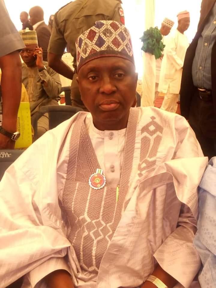 Exclusive Interview With Senator Ibrahim Yahya Oloriegbe