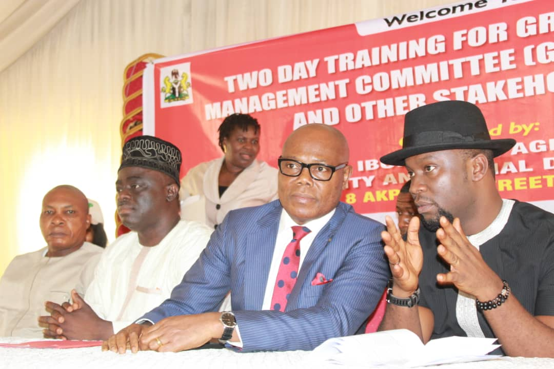 Governor  Emmanuel Remains Passionate About Rural Devt, Poverty Reduction- Commissioner