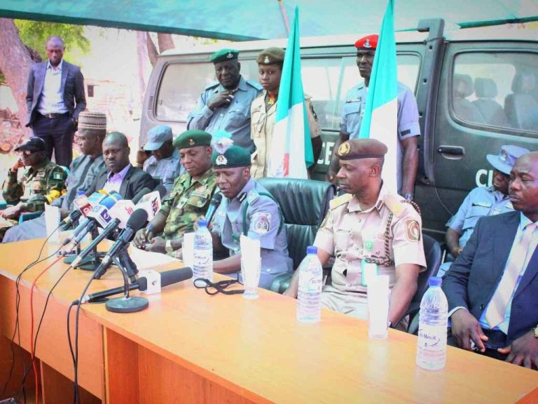 Customs Seizes 57 Vehicles, 1355 Bags of Foreign Rice In North Central States