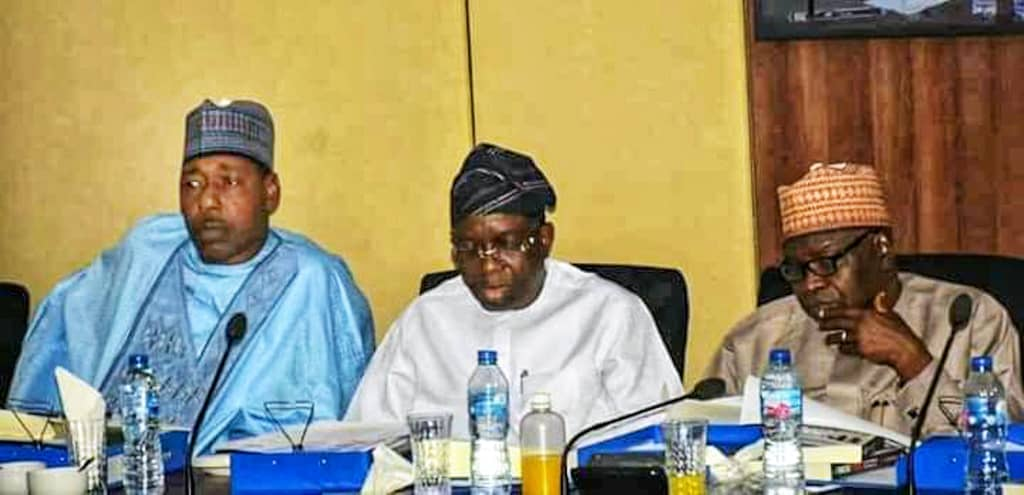 Zulum, Other Governors Align With FG on Geospatial Data Policy Implementation