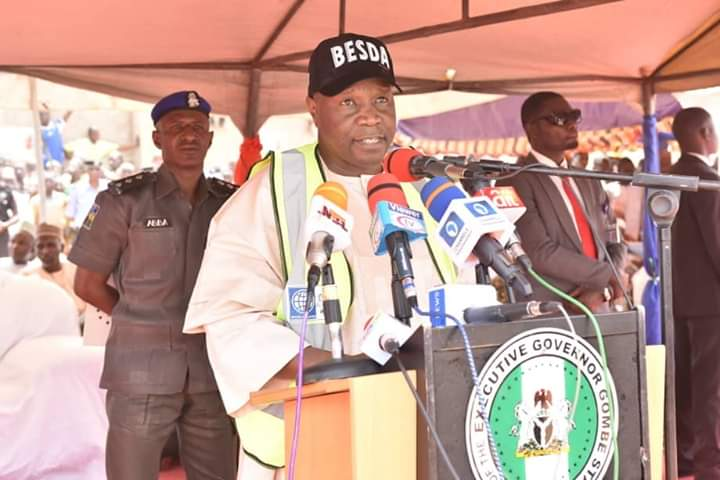 North East Governors To Meet in Gombe
