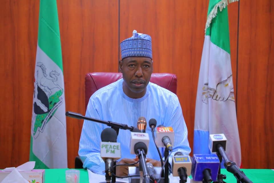Borno Governor Introduces New Measures To Prevent Coronavirus Spread
