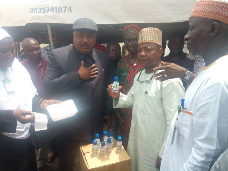 Covid-19: Kwara poly Produces Hand Sanitizers,  To Hit Market With Antivirus Wipes
