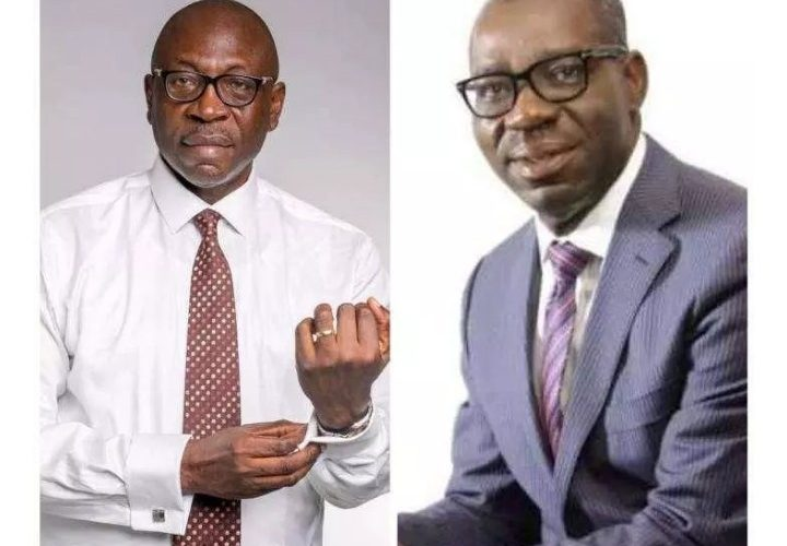 Edo 2020:  Tinubu Sticks With Obaseki, Calls For True Reconciliation