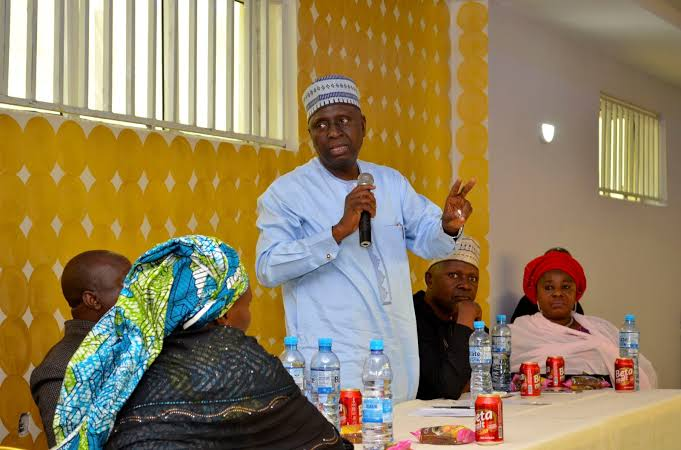 Oloriegbe Gives Details on 2020 Constituency Projects For Kwara Central