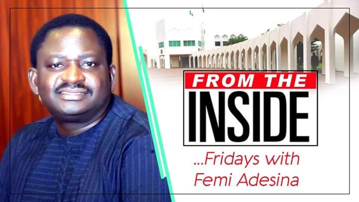 Aregbesola Comes To Judgment By Femi Adesina