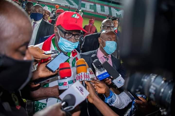 Edo 2020: Elderly Persons Rally Support for Obaseki