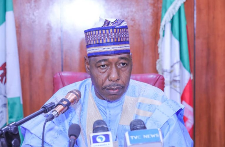 Gombe Governor Pays Tribute To Zulum At 51