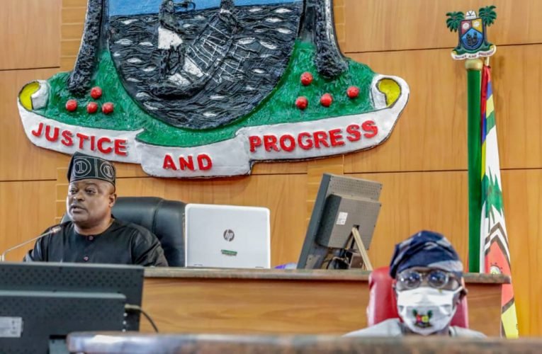 We Will Work With Executive To Rebuild Lagos, Obasa Assures