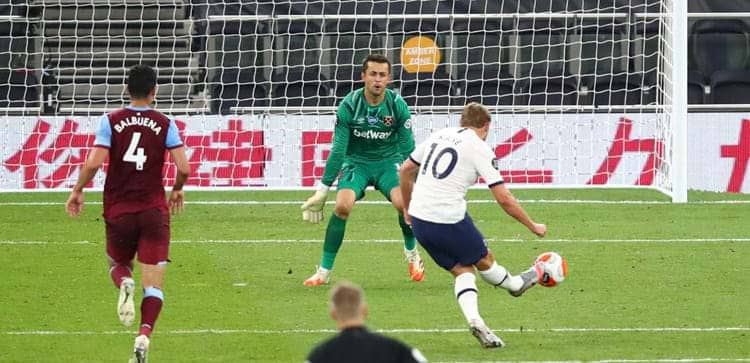 Kane Secures Home Win For Tottenham over West Ham