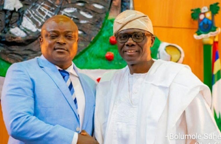 Obasa congratulates Sanwo-Olu at 56, Hails Gbajabiamila