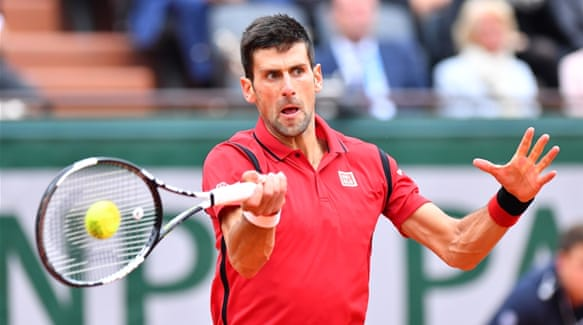 COVID-19: Djokovic, Wife Test Positive