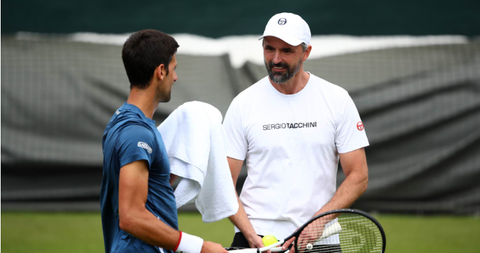 COVID-19: Djokovic 'Infects' Coach After Ignoring Safety Precautions