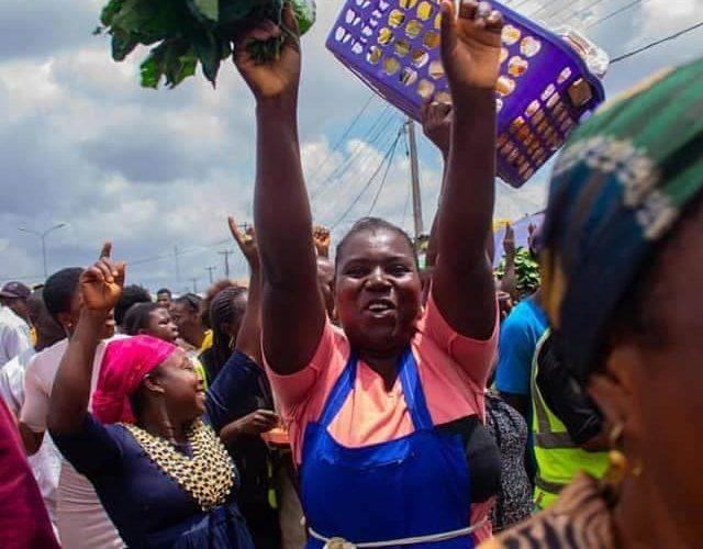 Edo 2020: Deputy Gov Leads Youth Solidarity Walk For Obaseki's Reelection In Benin
