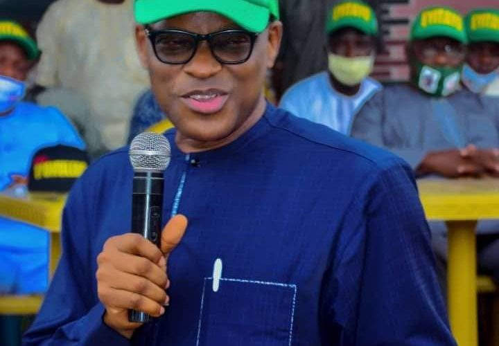 Ondo 2020: The Difference Eyitayo Jegede Is Bringing To Governance