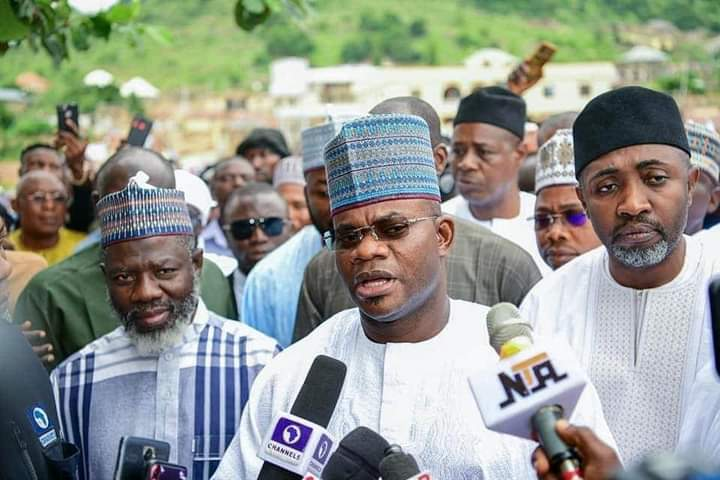 NCDC Can understudy Kogi's Success in Managing COVID-19- Yahaya Bello
