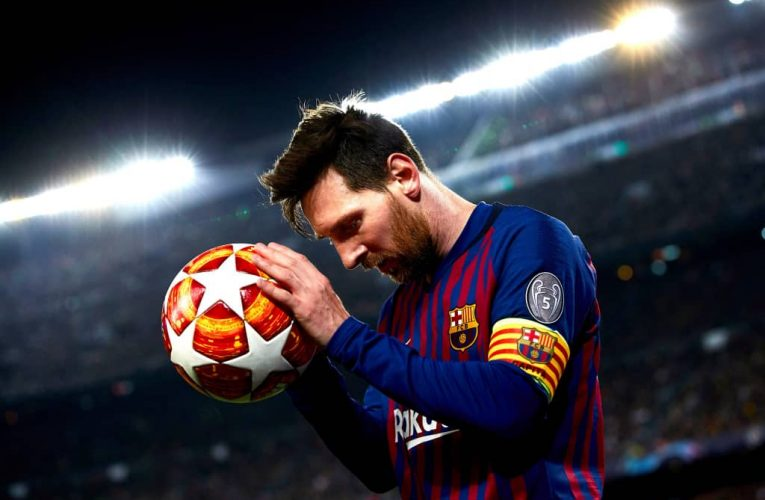 Messi Joins C. Ronaldo, Other Legends  in 700-goal Club