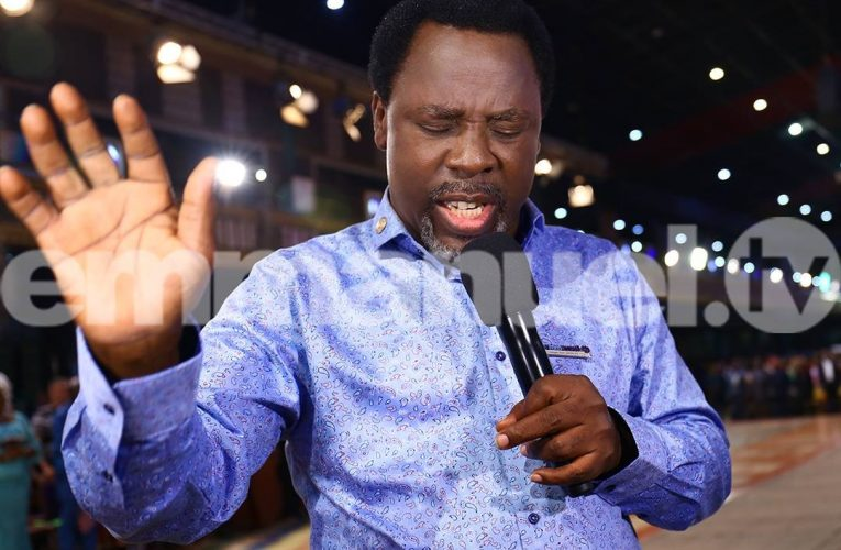 Again TB Joshua Heals Liberia Man of Kidney Problem