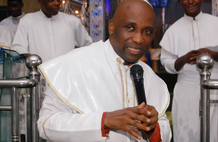 Hidden Things in Villa Will Soon Be Exposed – Primate Ayodele