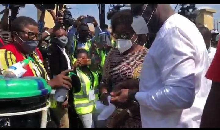 #EdoDecides: Electorate Prevent Vote Buying in Benin