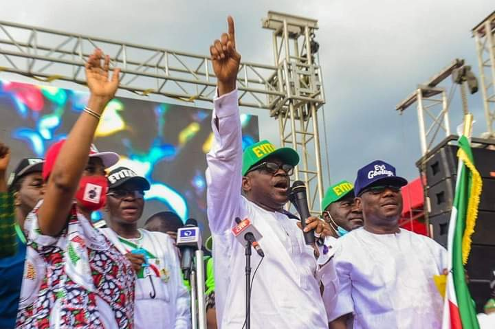 Jegede: Return of the People's Friend