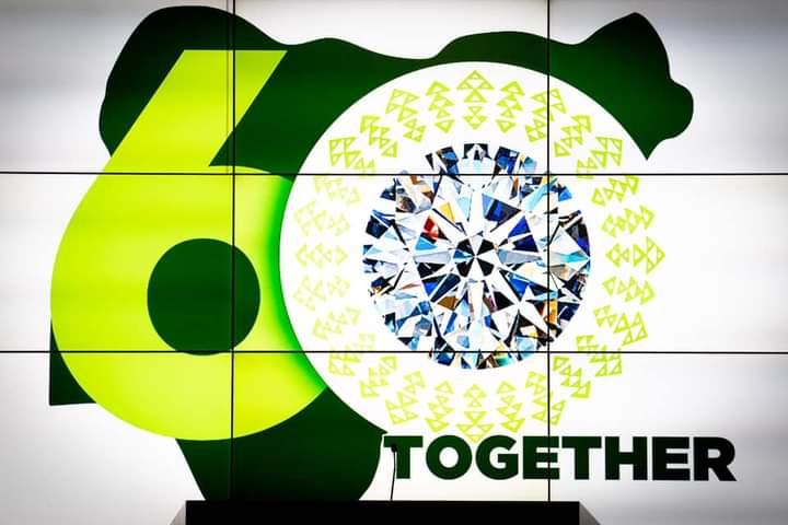 Buhari Unveils Nigeria's 60th Independence Anniversary Logo