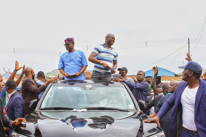 Ondo 2020: Seyi Makinde Joins Jegede's Grassroots Campaign
