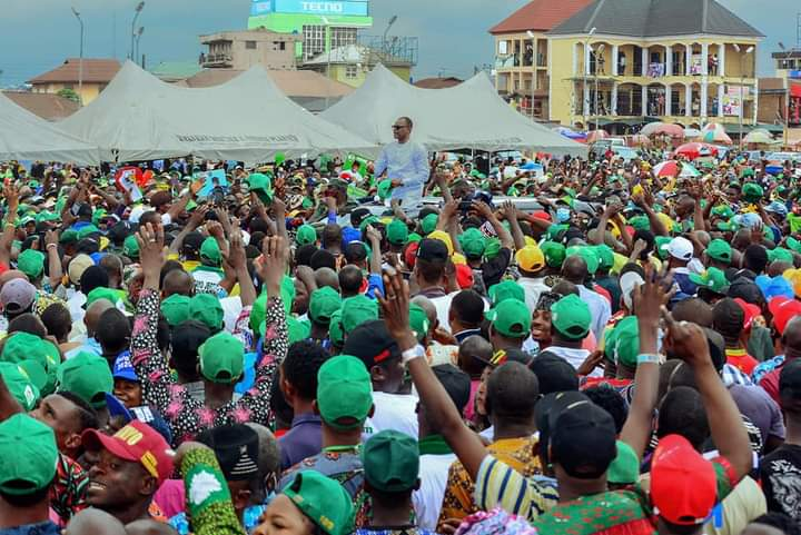 Ondo 2020: Jegede and His Street Credibility